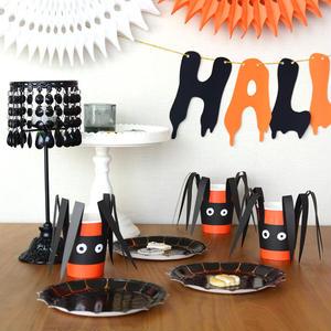 ハロウィンパーティをおしゃれに♪ テーブルコーディネートグッズ5選