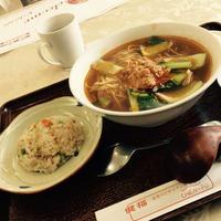 中一素食さんの担々麺 美味し♪@食探訪の記録30