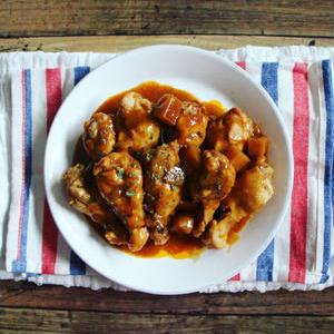 「レトルトカレー」を活用!夜ごはんの一品に便利な簡単レシピ