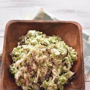 塩昆布と白菜のサクサク♪サラダ