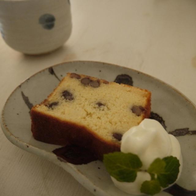 小麦粉不使用おからのパウンドケーキ
