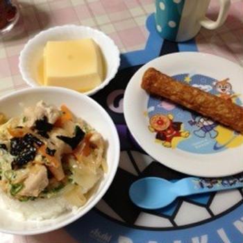 今日の夕飯 〜親子丼編〜
