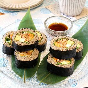 さっぱりして食べやすい♪蕎麦寿司バラエティレシピ