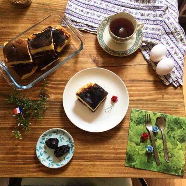 【レシピ】南仏プルーンでファーブルトン