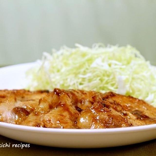 ご飯にぴったり「豚の味噌生姜焼き」&「豚肉と白菜のくったり煮」&「薬師丸ひろ子」さん