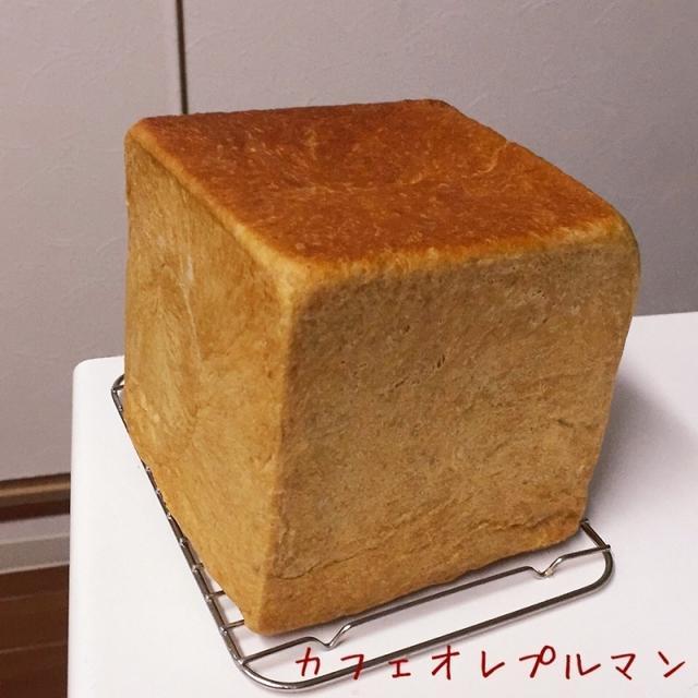 イケメンゴリラ☆カフェオレプルマン☆ルヴァン種作りは続く