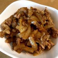 豚肉の生姜焼き☆保存パックでもみもみするだけ@リード新鮮保存パック