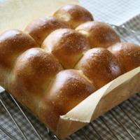 豆乳でちぎりパン~レシピあり~
