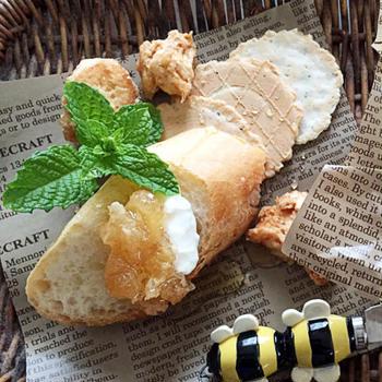 巣蜜 カマンベールチーズ