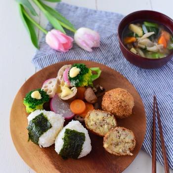 【2/23・3/9】キッズシェフ!コロッケとお味噌汁!