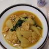 豚肉と梨のターメリックスープ