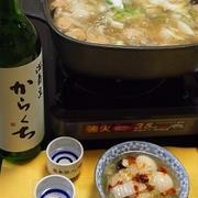 生姜でぽかぽか里芋と肉団子のとろみ白菜鍋
