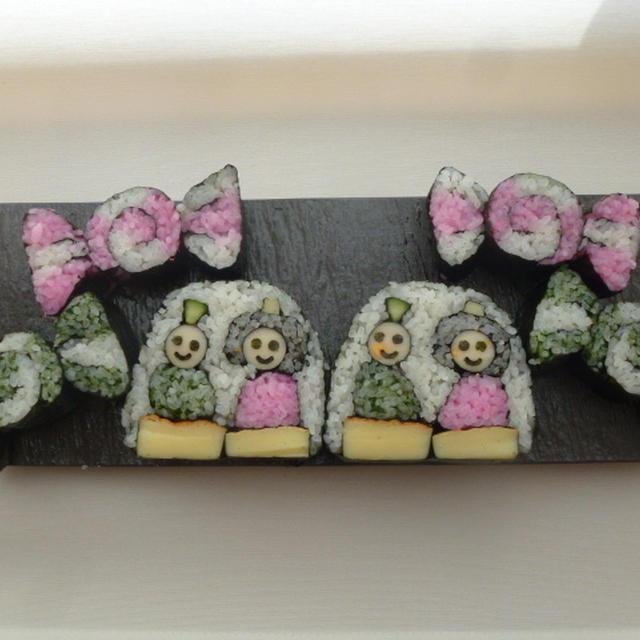 季節の飾り寿司 ひなまつり 2月募集中です。