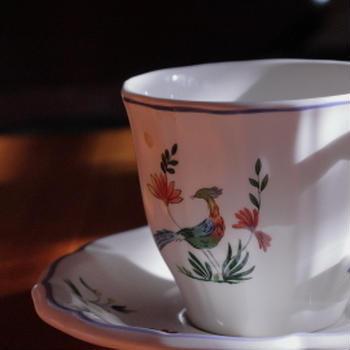 仙台 カフェ 写真 ジアンのカップ