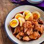 ♡煮るだけ簡単♡鶏肉とたまごの生姜煮♡【#煮物#簡単レシピ#時短#節約#お弁当】