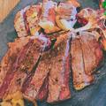 極上美味!和牛のTボーンステーキ by 低温調理器 BONIQさん