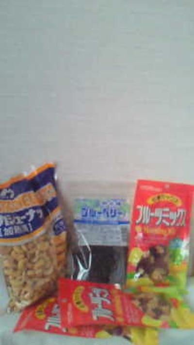 東洋ナッツ食品さんのナッツ&ドライフルーツを使った オリジナルレシピ!!