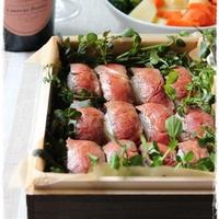 【レシピブログカップ】たわら屋さんのサーロインローストビーフで極上お寿司!