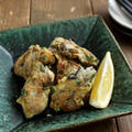 牡蠣のにらチーズピカタ@イオン・ザ・テーブル㉟ by 管理栄養士/フードコーディネーター りささん