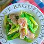 【連載】前菜やワインのお供にピッタリ♡『アスパラとスナップエンドウの生ハムチーズサラダ』