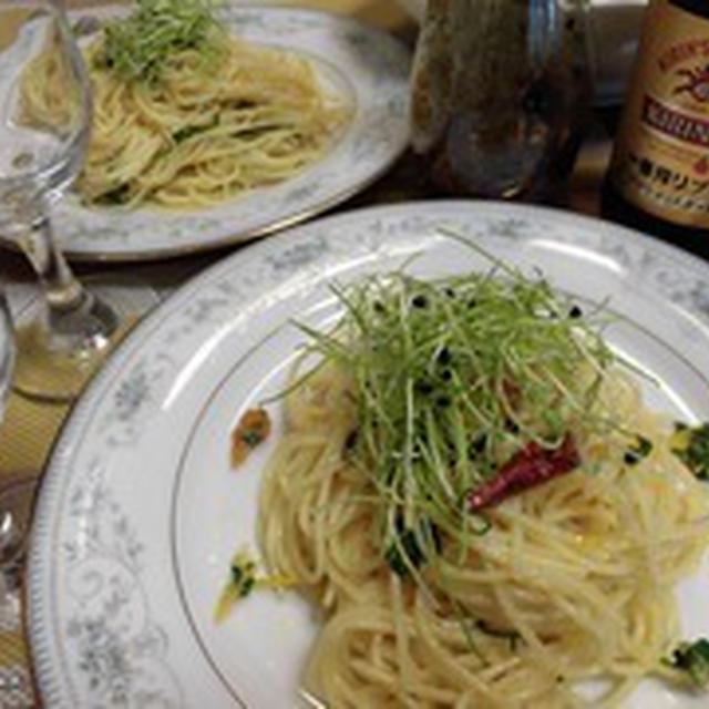 からすみパスタの作り方。 本格イタリアンのレシピ