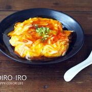 今日のレシピ『カニカマ天津飯』と、鶏料理レシピのまとめ