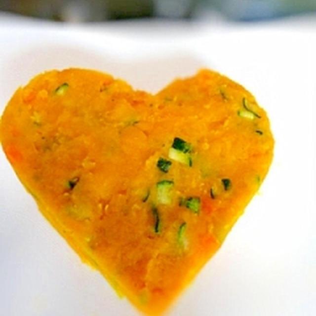イタリアンの夕餉に★かぼちゃのサラダ