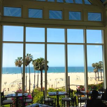 聖地巡礼の旅 3 Venice Beach & Santa Monica