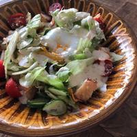 米油で作るシーザーサラダドレッシングレシピ