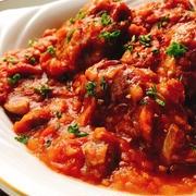 イタリアの煮込み料理「カチャトーラ」を作ってみよう♪