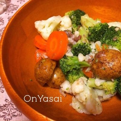 基本の温野菜の作り方・アレンジレシピ5選/温野菜のメリット