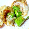 アスパラの塩麹鶏包み焼き