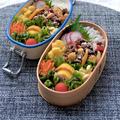 牛肉と野菜のソース炒め弁当
