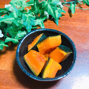 かぼちゃの煮物*黄金比で簡単* by みんみさん