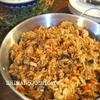 チキンビリヤニ(インドのスパイシー炊き込み御飯)