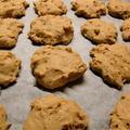 珈琲とラム酒のクッキー 七味風味