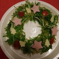 リースポテトサラダ