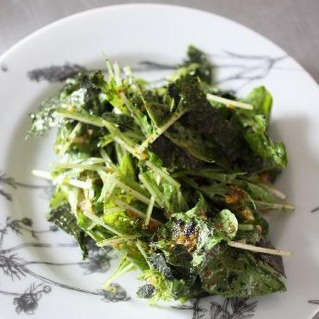 酵素料理教室レポ&ゆずえごまチョレギサラダ