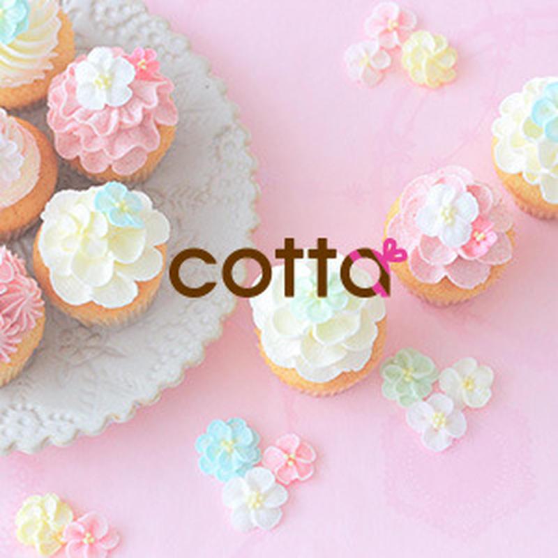 ■cotta(コッタ)<br>製菓材料・ラッピングの国内最大級の通販サイト。有名パティシエと人気ブロ...