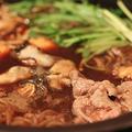 牡蠣鍋と牡蠣のシチューのレシピ・エアウィーヴベッド