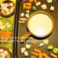 ピザ用チーズで簡単♪ホットプレートdeチーズフォンデュ by たっきーママ(奥田和美)さん