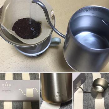 【珈琲考具】1杯専用「ワンドリップポット」