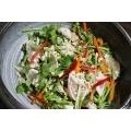 ≪鶏たたきと パクチーの サラダ≫