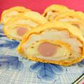 おさかなソーセージのチーズ入り厚焼き玉子のレシピ by 銀木さん