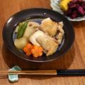 桜鶏の生姜煮