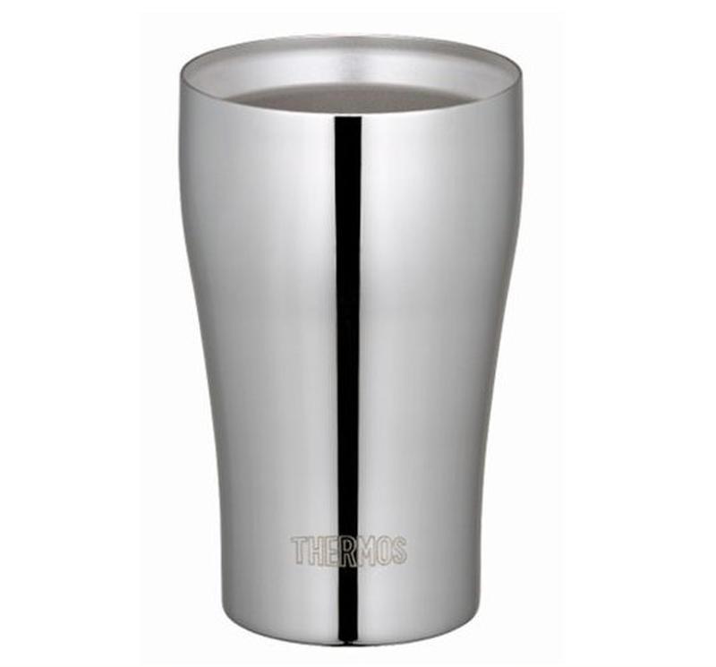 真空断熱効果で、注いだビールをの温度をキープします。シンプルなデザインで実用性も抜群!<br><br...
