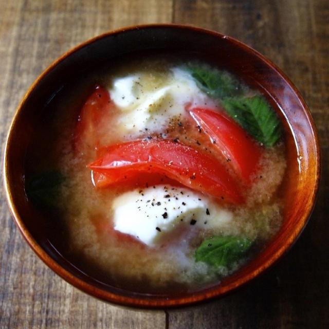 もしもイタリア人にお味噌汁を飲んでもらうとしたら、