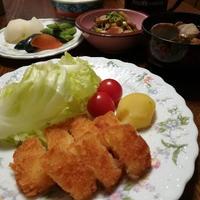 久々の日本食