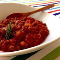 超簡単!煮豆はたっぷり使ってね♪♪スパイシーな『チリコンカン』