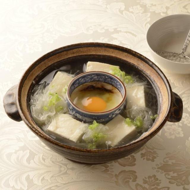 91才の料理研究家が教える 生卵と絡める「湯豆腐」レシピ